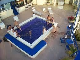 blue chair puerto vallarta. Blue Chairs Resort By The Sea: Rooftop Pool Chair Puerto Vallarta O