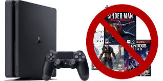 If you have a collection of physical ps4 games will also be able to take advantage of the speed boost provided by being installed on an ssd, though they will usually not take advantage of. Ps4 Players Warned Not To Insert Ps5 Game Discs Into Their Consoles