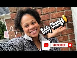 How Pregnancy Has Changed My Body   Da'Myra Lynch - YouTube