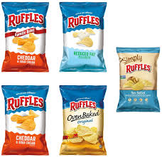 Design Your Own Potato Chip Bag Brand New New Logo And Packaging For Ruffles By Dupuis Group