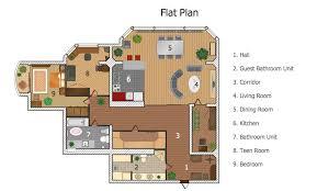 floor planning. Plain Planning Flat Plan Sample To Floor Planning