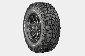Off Road Tire Chart The 10 Best All Terrain Tires Improb
