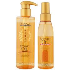 L Oreal Professionnel Mythic Oil Shampoo And Colour Glow Oil