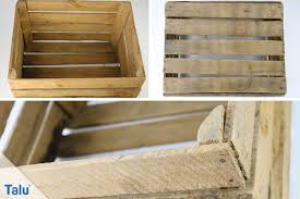 build wooden box yourself instructions with without cover