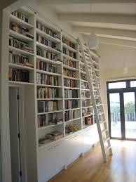 rolling wall ladder interior design ladder cross library rolling steel ladders fixed ladders cool modern