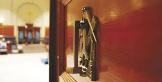 Image result for masonic knocks on the door