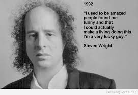 Steven Wright Quotes Extraordinary Steven Wright Quotes