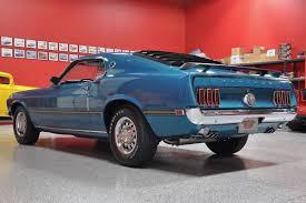 Choose One Mustang: 1969 Mach 1 Versus 1970 BOSS 302