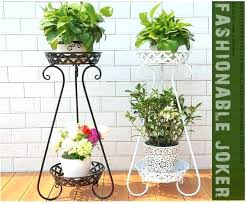large plant pot stands plant stand wrought iron floor flower pot stands vase stand multi layer large plant pot stands