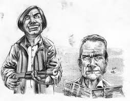 no country for old men by isignrob on  no country for old men by isignrob