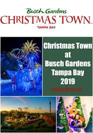 busch gardens ta bay 2019