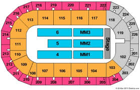 Cure Insurance Arena Tickets Cure Insurance Arena In