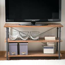 Rustic Industrial Tv Stand Wrought  U2022 Old Rustic Industrial Tv Stand T47