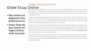 the new angle on essay order online just released be the effect essay order online no longer a mystery