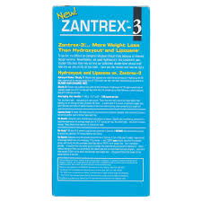 zantrex 3 weight loss pills for extreme energy ctules 60 ct walmart