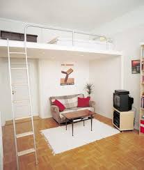 loft bunk bed scandinavian style