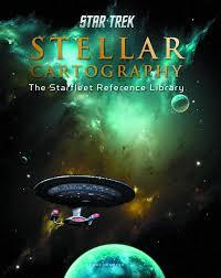 Star Trek Star Charts Book Star Trek Stellar Cartography The Starfleet Reference