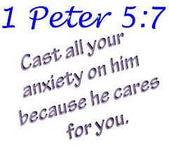 Resultado de imagen para bible verse on fear and anxiety