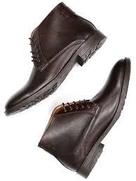 mens vegan chukka boots in dark brown will s vegan