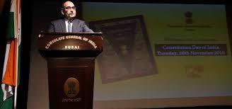 Consulate General Of India Dubai