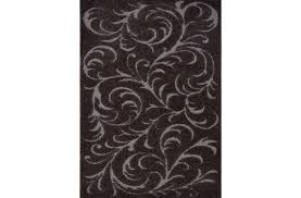 canyon fl swirls brown area rug zoomed image lense hover to zoom