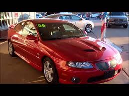 2006 Pontiac GTO - YouTube