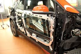 BMW 5 Series bmw i3 frame : Learn About The BMW i3 Repair Process