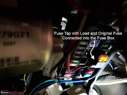 diy g1wh dashcam installation & review team bhp adding a fuse to a fuse box at How To Tap Into A Car Fuse Box