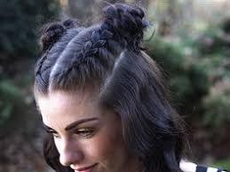 Zapletené Vlasy I Drdoly Inspirujte Se účesy Na Silvestrovský