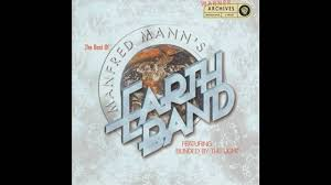 Youtube Manfred Mann Blinded By The Light Manfred Manns Earth Band Blinded By The Light Hq