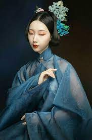 Pin by mari whitehead on Background A | Oriental fashion, Chinese beauty,  Asian beauty