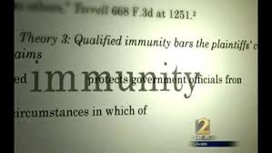 essay resolved the united states ought to limit qualified  essay resolved the united states ought to limit qualified immunity for police officers
