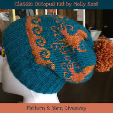 Crochet Octopus Hat Pattern New Knit Read Pray Classic Octopus Hat Giveaway