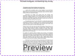 richard rodriguez scholarship boy essay essay help richard rodriguez scholarship boy essay richard rodriguez essays and research papers scholarship boy