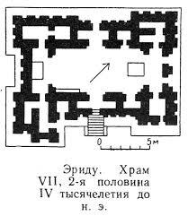 Картинки по запросу храм в Эриде на юге Месопотамии