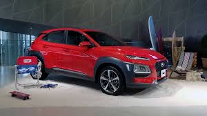 2018 hyundai kona photos. fine photos 2018 hyundai kona crossover debuts photo 3  intended hyundai kona photos