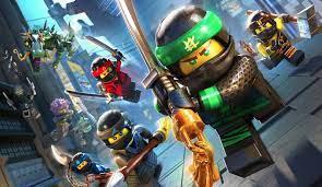 The LEGO NINJAGO Movie Video Game Nintendo Switch kaufen - Preisvergleich