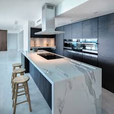 Kitchen Furniture Miami Neolith The Main Material In A Luxurious Apartment In Miami Beach