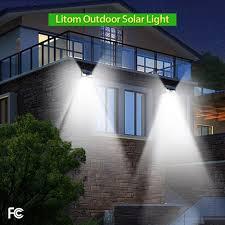 Powerful Solar Landscape Lights The 5 Best Led Outdoor Solar Lights 2018 2019
