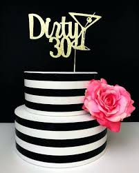Thirtieth Birthday Cake Ideas Afternoonteacraftinfo