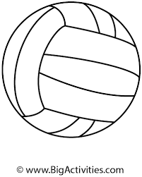Volleyball Word Volleyball Easy Word Scramble Sports