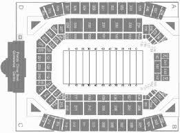 Citrus Bowl Seating Chart Landrys Tickets Seating Chart Citrus Bowl Orlando Fl