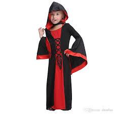 2019 Halloween Costume Baby Girl Cosplay Vampire Bloodsucker Dress Lovely  Girl Princess Dress Kid Dresses For Girls From Damiliu, $15.88   DHgate.Com