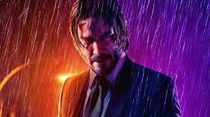 John Wick in Rain 4k wallpaper ...