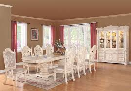 Antique White Dining Room New Design Ideas