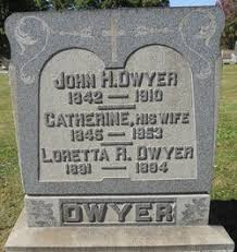 Loretta Rosalie Dwyer (1891-1894) - Find A Grave Memorial