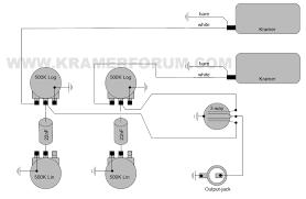 kramer wiring diagrams welcome to the kramer forum Kramer Baretta at Kramer Striker Wiring Diagram