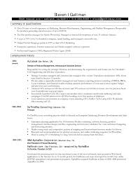 Product Management Resume Berathen Com