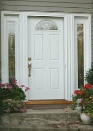 white single front doors. Plain Front Retractable Screen Door Single Entry  Intended White Single Front Doors R