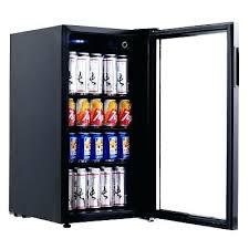 beverage cooler door display rack refrigerator showcase used